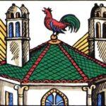Старик и петух - Албанская сказка