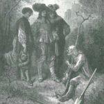 Старик и трое молодых - Жан де Лафонтен