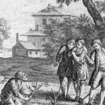 Старик и трое молодых людей - Эзоп