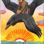Старик рыбак и ворон (Долганская) - Сказка народов России