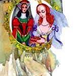 Страшный дракон скалы Спидлстон - Английская сказка