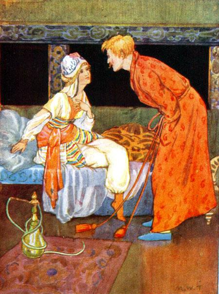 турецкая принцесса