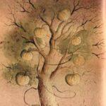 Тыква и желудь - Португальская сказка
