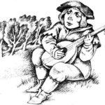 Томас-Рифмач (легенда) - Шотландская сказка