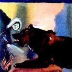 Трава и мошка - Бурятская сказка