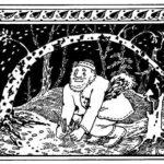 Травяная западенка - Павел Бажов