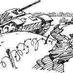 Третий танк - Валентин Катаев