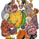 Три арбузных семечка - Узбекская сказка