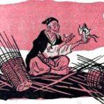 Тростинка и кузнец - Японская сказка