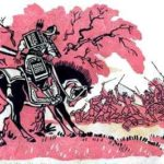 Трус Курата - Японская сказка