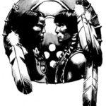 Удивительное пятнистое яйцо (легенда племени Шайенны) - Легенды других народов