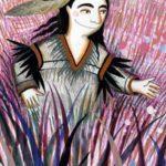 Украденная жена (индейская тева) - Сказка народов Америки