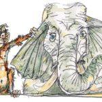 Умные животные: Очень умные обезьянки - Михаил Зощенко