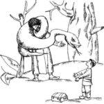 Умный дайханин - Туркменская сказка