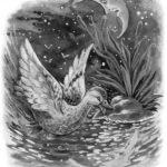 Утка и месяц - Лев Толстой