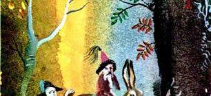 Вечные люди и живая вода - Эвенкийская сказка