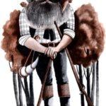 Великий лесоруб Поль Баньян - Американская сказка