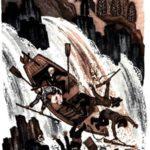 Великий подвиг Эухета - Бешеного мустанга (индейская) - Сказка народов Америки