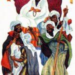 Верховный кади Каракош - Арабская сказка