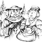 Вилли и поросенок - Шотландская сказка