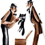 Вишневый кот - Американская сказка
