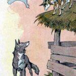 Волк и козленок - Эзоп