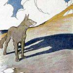 Волк и лев - Эзоп