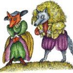 Волк и лиса - Испанская сказка