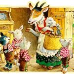 Волк и семеро козлят - Питер Холейнон и Тони Вульф