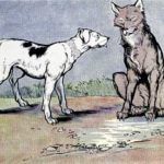 Волк и собака - Лев Толстой