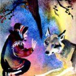 Волк и старик - Эвенкийская сказка