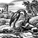 Волк и журавль - Жан де Лафонтен