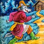 Волк на псарне - Иван Крылов