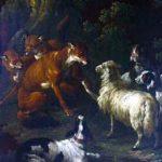 Волки и овцы - Эзоп