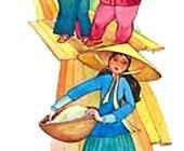 Волшебная тыква - Вьетнамская сказка