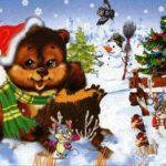 Волшебник Дед Мороз - Л.Шeвчeнкo - Отечественные авторы