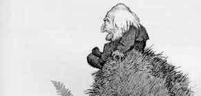 Волшебство: На горе Колсос - Норвежская сказка