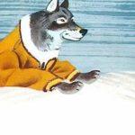 Ворон и волк - Чукотская сказка