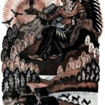 Возникновение человека (индейская) - Сказка народов Америки