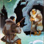 Всемогущая Катгыргын - Чукотская сказка