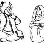 Вторая жена Кемине - Туркменская сказка
