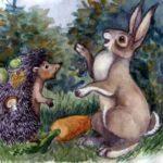 Ёж и заяц - Лев Толстой