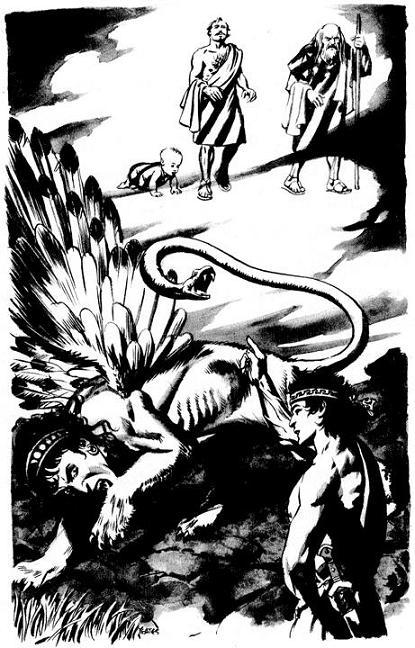 Загадка Сфинкса