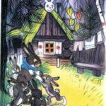 Зайка - траву поедайка и его семья - Кипнис И. - Зарубежные писатели