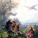 Заяц и куропатка - Жан де Лафонтен