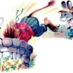Заяц и лев - Башкирская сказка