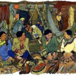 Жадный Канчуга - Нанайская сказка