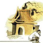Жёлтый аист - Китайская сказка