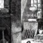 Змея и пила - Жан де Лафонтен