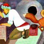 Золотая лиса (таджикская) - Сказка народов Востока